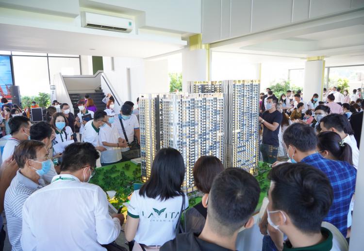 Nhà đầu tư đón đà tăng trưởng bất động sản Thuận An