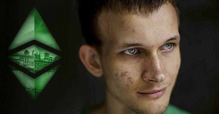 Vitalik Buterin, cha đẻ đồng Ether. Ảnh: Cryptobriefing.