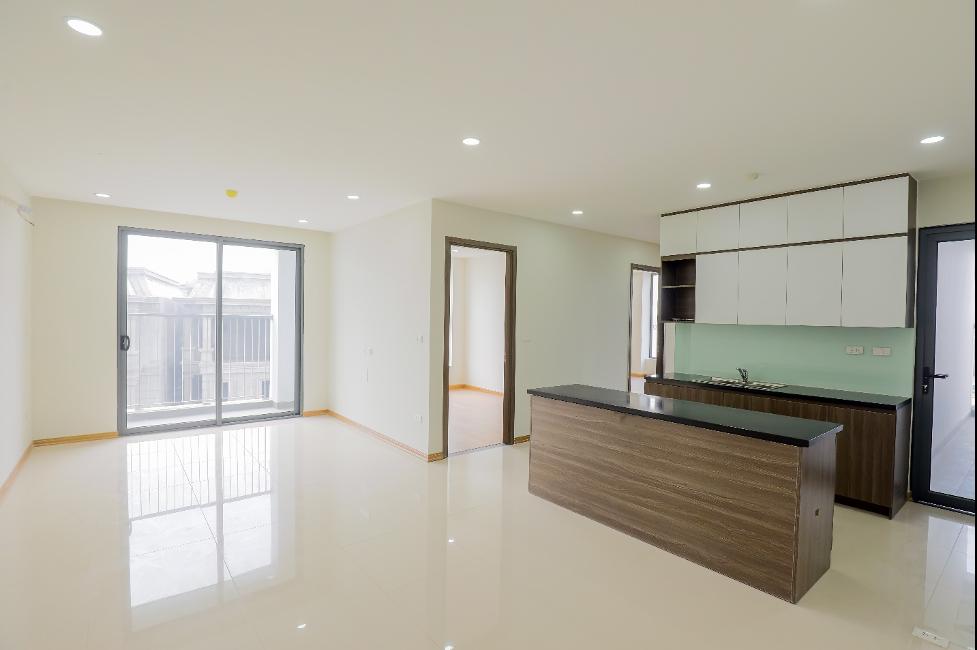Các căn hộ tại Rose Town có thiết kế thông thoáng, tận dụng tối đa ánh sáng tự nhiên. Ảnh: Xuân Mai Corp.