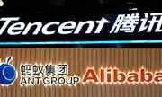 Giá trị 10 ông lớn công nghệ Trung Quốc giảm 800 tỷ USD