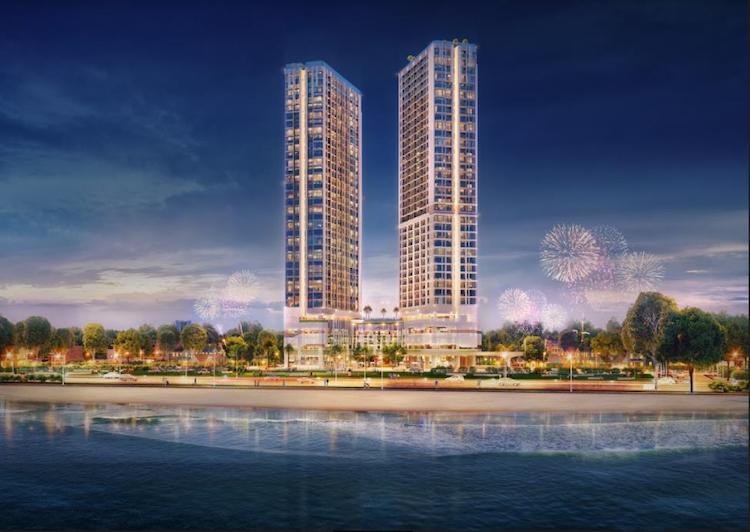 Tòa B, The Ruby Hạ Long định hình một phong cách sống mới: hưởng thụ như ở resort, tiện nghi với công nghệ thông minh.