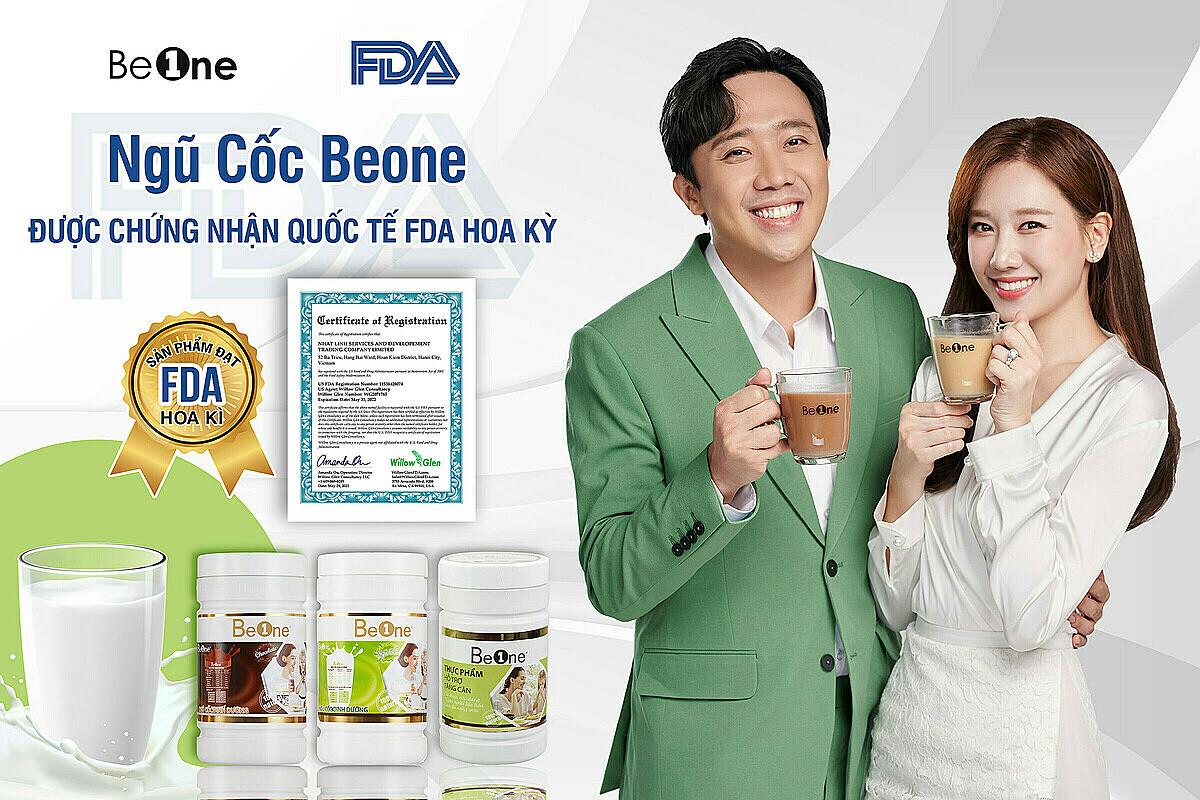 Đại sứ thương hiệu: vợ chồng MC Trấn Thành – Hari Won.