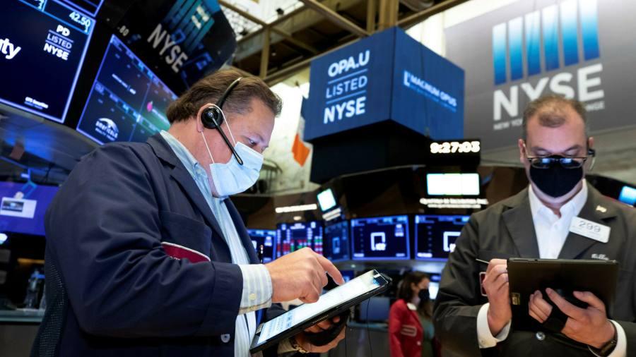 Cổ phiếu công nghệ Mỹ bị bán mạnh