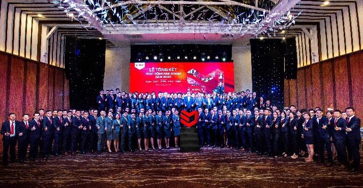 Được thành lập từ năm 2011, DKRA Vietnam là nhà cung cấp giải pháp hiệu quả trong lĩnh vực dịch vụ bất động sản. Ảnh: Dũng Trần.