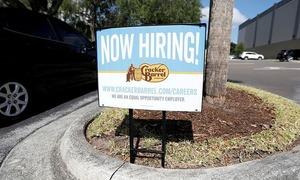 Việc làm mới ở Mỹ tăng mạnh