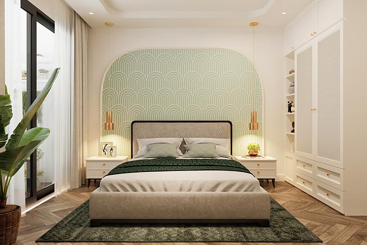 Phòng ngủ tại dự án