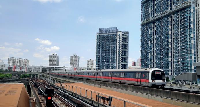 Hàng loạt chính sách được triển khai thúc đẩy tỷ lệ sở hữu nhà ở của người dân Singapore. Ảnh: Shutterstock.