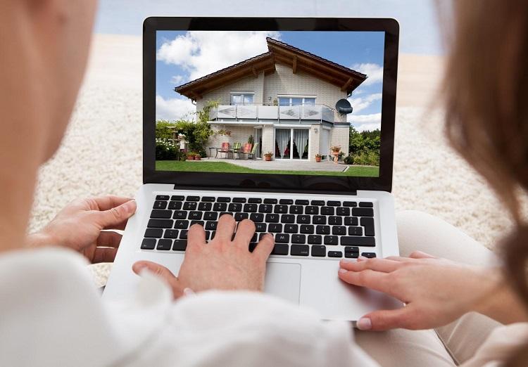 Kênh online là trợ thủ đắc lực cho các doanh nghiệp kinh doanh bất động sản.