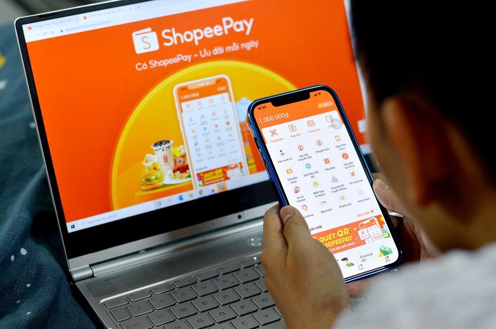 Ví ShopeePay sẽ có giao diện mới đồng bộ màu cam với sàn thương mại điện tử Shopee. Ảnh: ShopeePay.