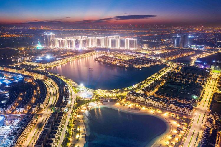 Siêu đô thị tạo dấu ấn về công nghệ và giải trí tại phía Đông Hà Nội