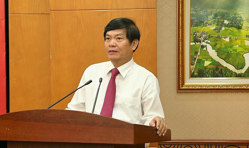 Tân Phó ban Kinh tế Trung ương Đỗ Ngọc An.