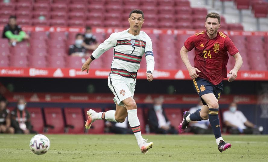 Bồ Đào Nha đang là đương kim vô địch
