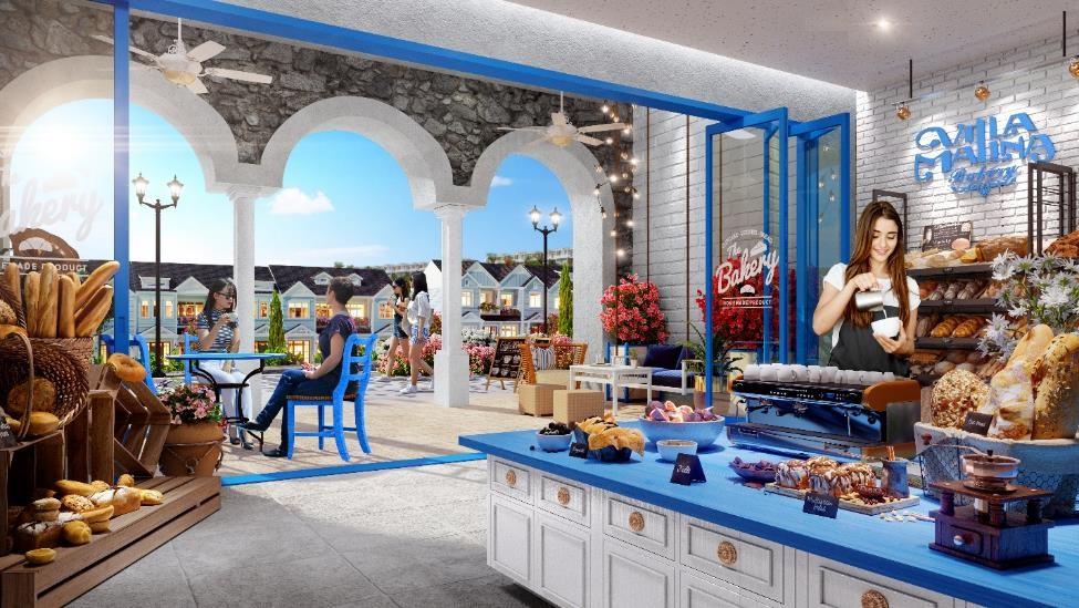 Nhà đầu tư có thể kinh doanh thêm các dịch vụ bổ trợ nhằm mang lại những trải nghiệm du lịch tốt nhất cho khách lưu trú. Ảnh phối cảnh: Novaland.