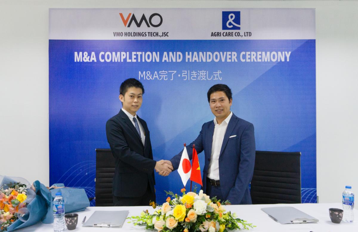 VMO Holdings và Agricare Group ký kết thỏa thuận đối tác chiến lược.