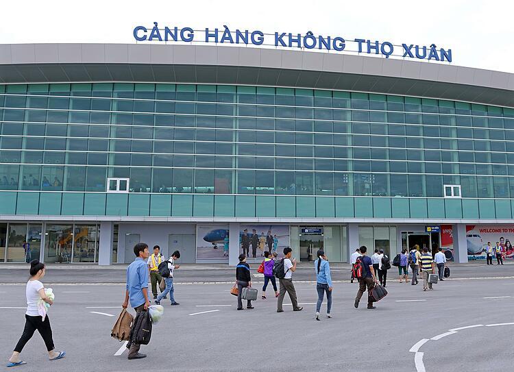 Cảng hàng không Thọ Xuân giúp hạ tầng Thanh Hóa hoàn thiện.