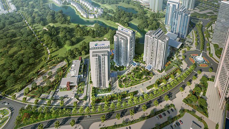Ưu đãi lớn khi mua căn hộ The Link L345 Ciputra Hanoi