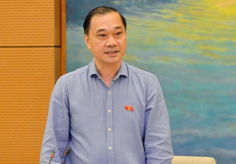Ông Vũ Hồng Thanh - Chủ nhiệm Uỷ ban Kinh tế của Quốc hội. Ảnh: Trung tâm thông tin Quốc hội