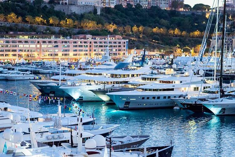 Monaco Yacht show_Triển lãm du thuyền được khao khát nhất thế giới