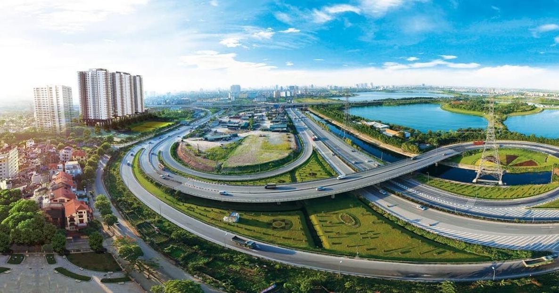 Khu vực phía Nam được đầu tư hệ thống giao thông đồng bộ, hiện đại.