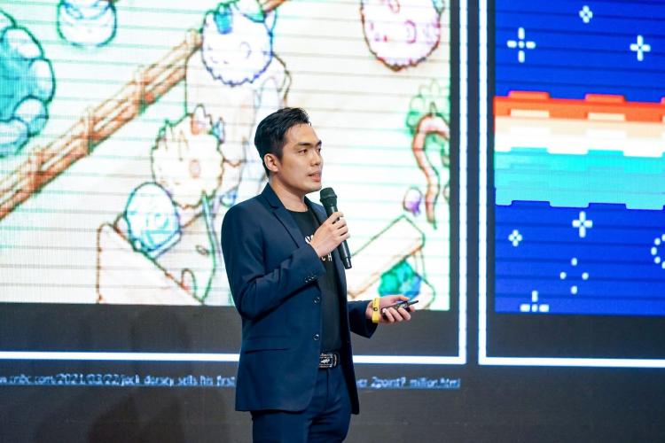 Ông Huy Nguyễn - CTO KardiaChain cho biết: Công ty KardiaChain ra đời với mục đích gắn kết tất cả blockchain thành một mạng lưới của giá trị (internet of value), cho phép trung chuyển không chỉ thông tin (info) mà còn là giá trị (value) đi khắp nơi.