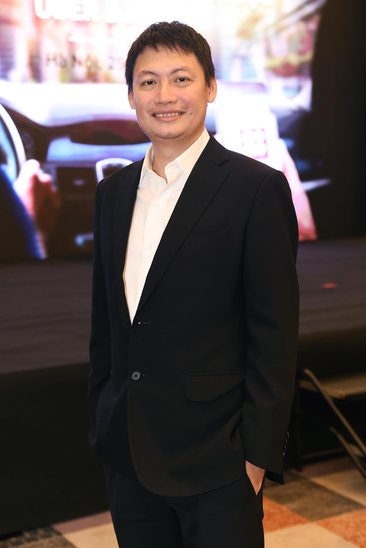 Ông Nguyễn Mạnh Tường, Phó chủ tịch Hội đồng quản trị đồng Tổng giám đốc Ví MoMo.