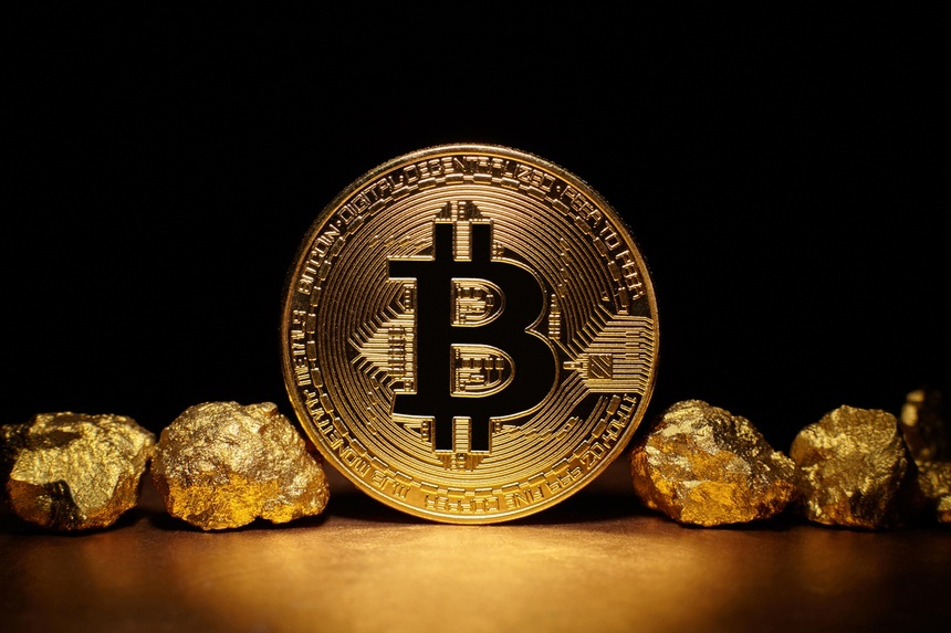 Bitcoin là tiền ảo có giá trị nhất hiện nay. Ảnh:Reuters.