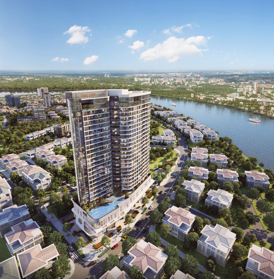 Thảo Điền Green - không gian sống cho giới thượng lưu Sài Gòn - 1