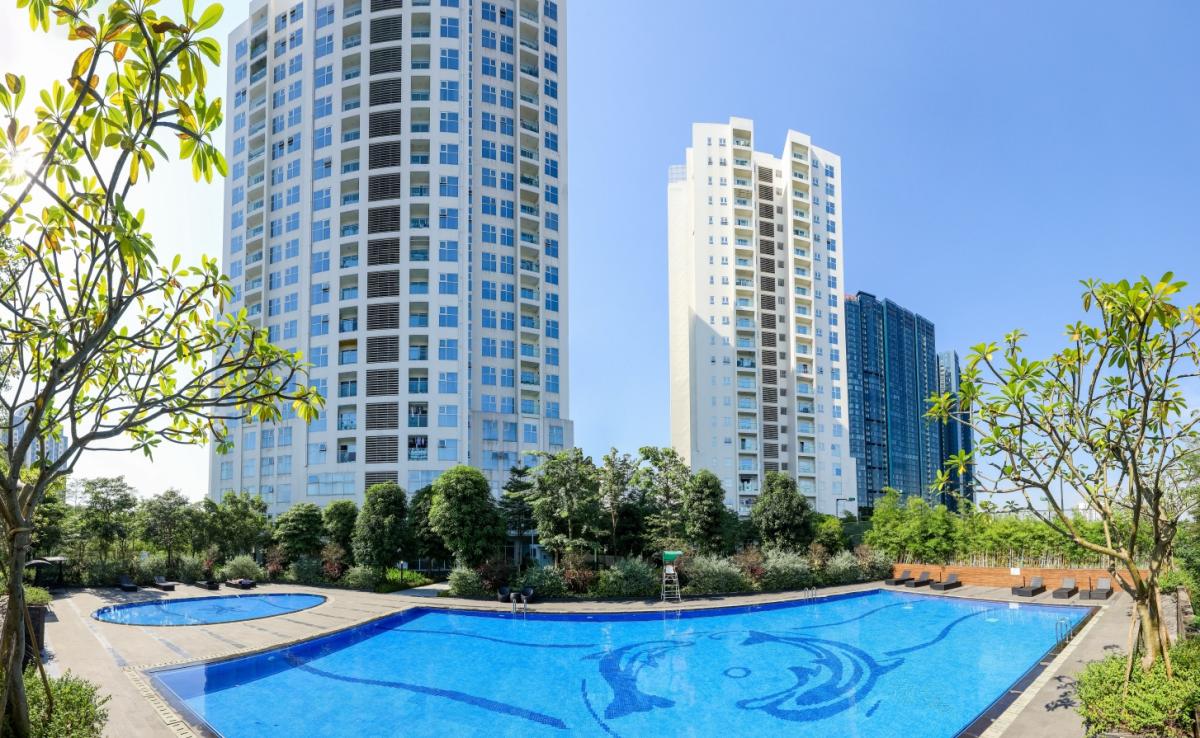 Tổ hợp căn hộ cao cấp The Link L345 Ciputra Hanoi.
