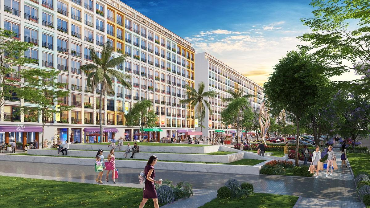 Sun Grand Boulevard được quy hoạch bài bản, đầy đủ tiện ích, được kỳ vọng thu hút du khách đến Sầm Sơn.