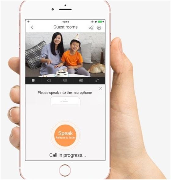 Đa số dòng camera Wi-Fi đều có thể kết nối với các trợ lý thông minh ảo như Alexa của Amazon hay Google Assistant.