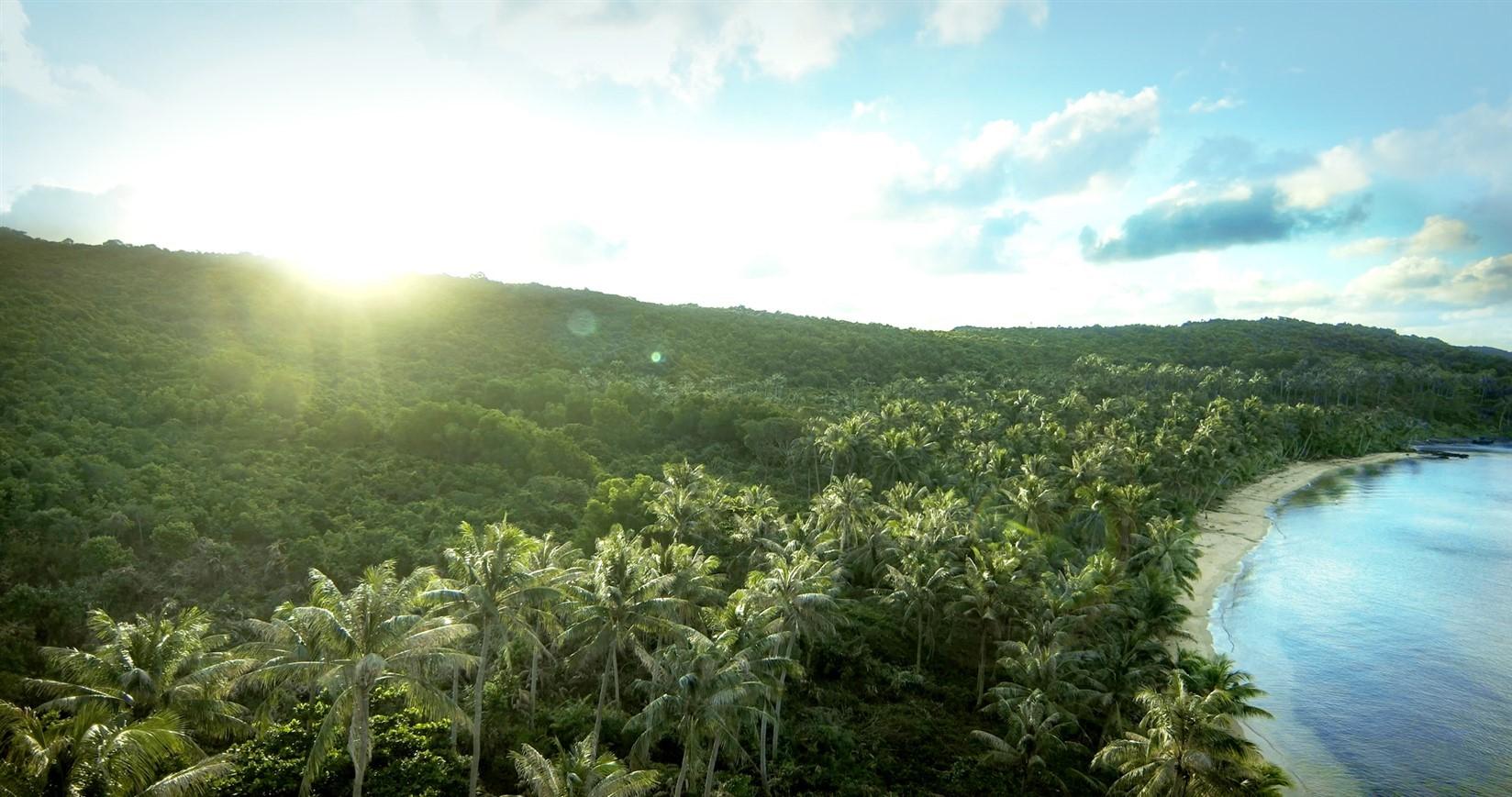 Phong cách nghỉ dưỡng nhiệt đới có nhiều tiềm năng phát triển ở đảo nhiệt đới Phú Quốc. Ảnh: Khang Vinh.