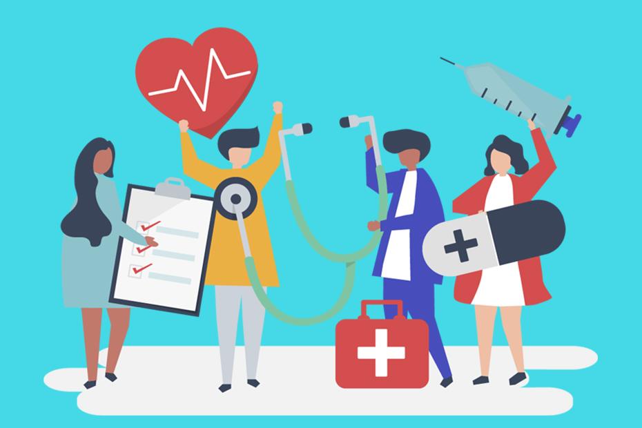 bảo hiểm nhân thọ và bảo hiểm sức khỏe đều là những yếu tố duy nhất bảo vệ các loại rủi ro tài chính khác nhau