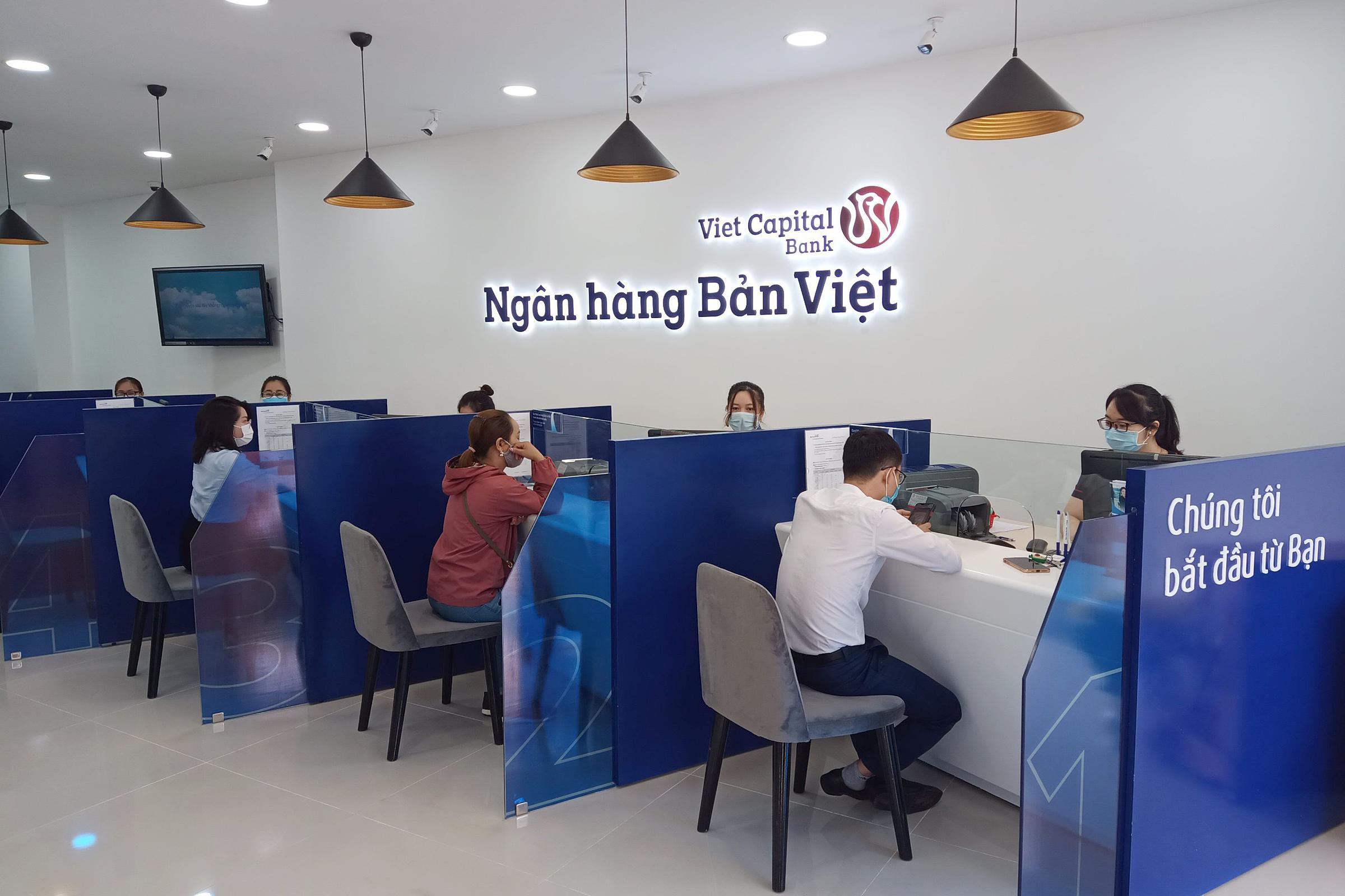 Ngân hàng Bản Việt Bình Phước khai trương ngày 14/7 với nhiều chương trình ưu đãi cho khách hàng. Ảnh: Bản Việt.