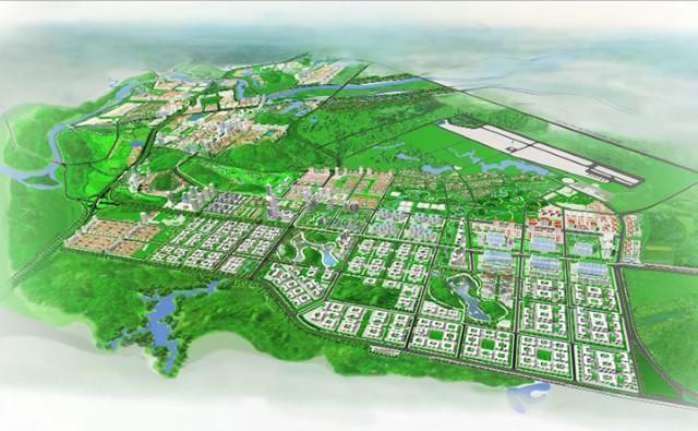 Quy hoạch xây dựng huyện Thọ Xuân tầm nhìn 2040.