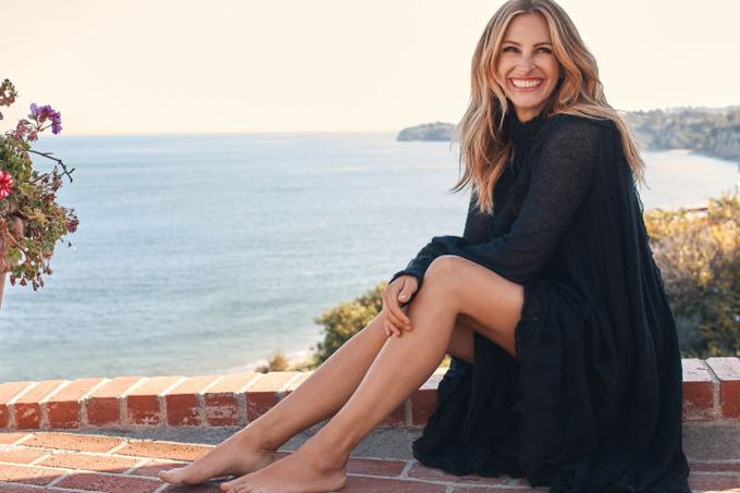 Julia Roberts chắc chắn không thể bỏ qua một hợp đồng bảo hiểm cho nụ cười nổi tiếng khắp thế giới của mình.
