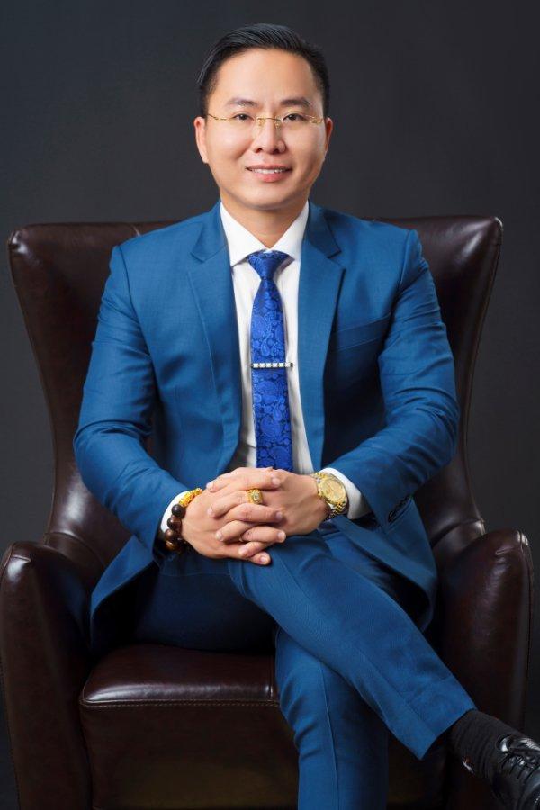 ông Trương Ngọc Anh - Chủ tịch Hội đồng quản trị VsetGroup.