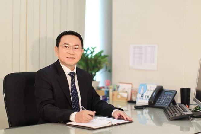 Ông Trương Hiền Phương - Giám đốc Cấp cao Chứng khoán KIS Việt Nam.