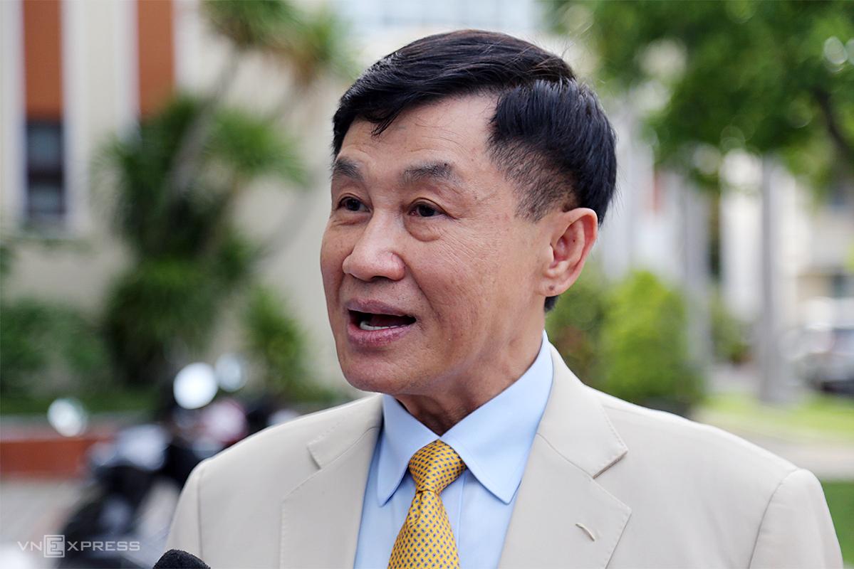Ông Johnathan Hạnh Nguyễn. Ảnh: Xuân Ngọc