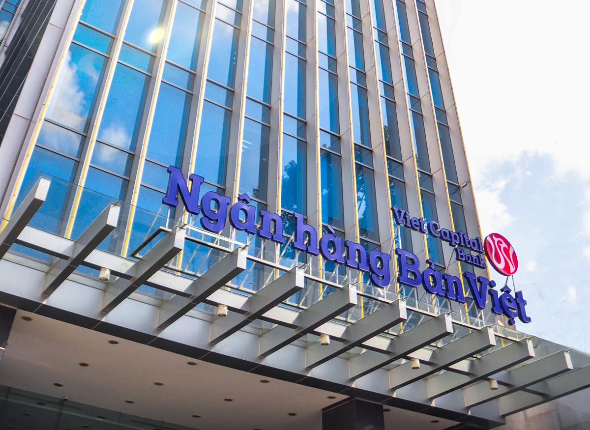 Ngân hàng Bản Việt ghi nhận kết quả hoạt động tích cực trong 6 tháng đầu năm. Ảnh: Bản Việt.