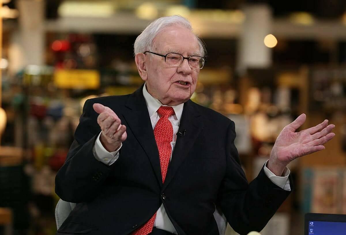 Tỷ phú - huyền thoại đầu tư Warren Buffett. Ảnh: CNBC.