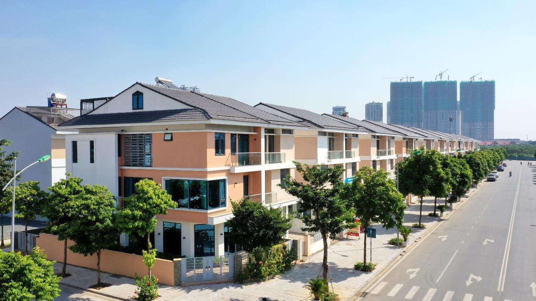 Thiết kế tối ưu tạo ra không gian kết hợp hài hòa giữa nhu cầu ở và kinh doanh tại An Phú Shop-villa
