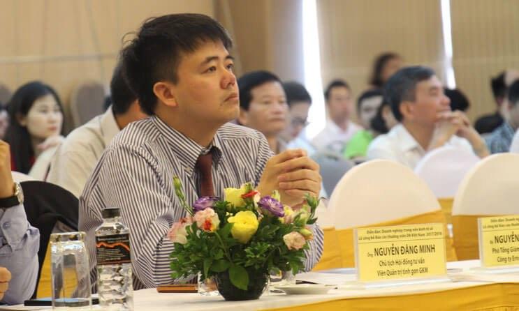 Theo ông Minh, muốn phát triển nguồn nhân lực thì cần phải có những chính sách dài hơi. Ảnh: NVCC.