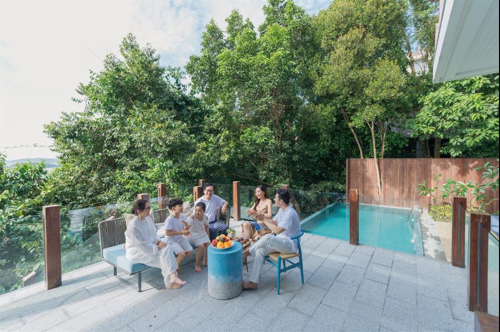 Sở hữu second home là cách để thỏa mãn khát khao cá nhân hóa không gian sống, nghỉ dưỡng. Ảnh: Khang Vinh