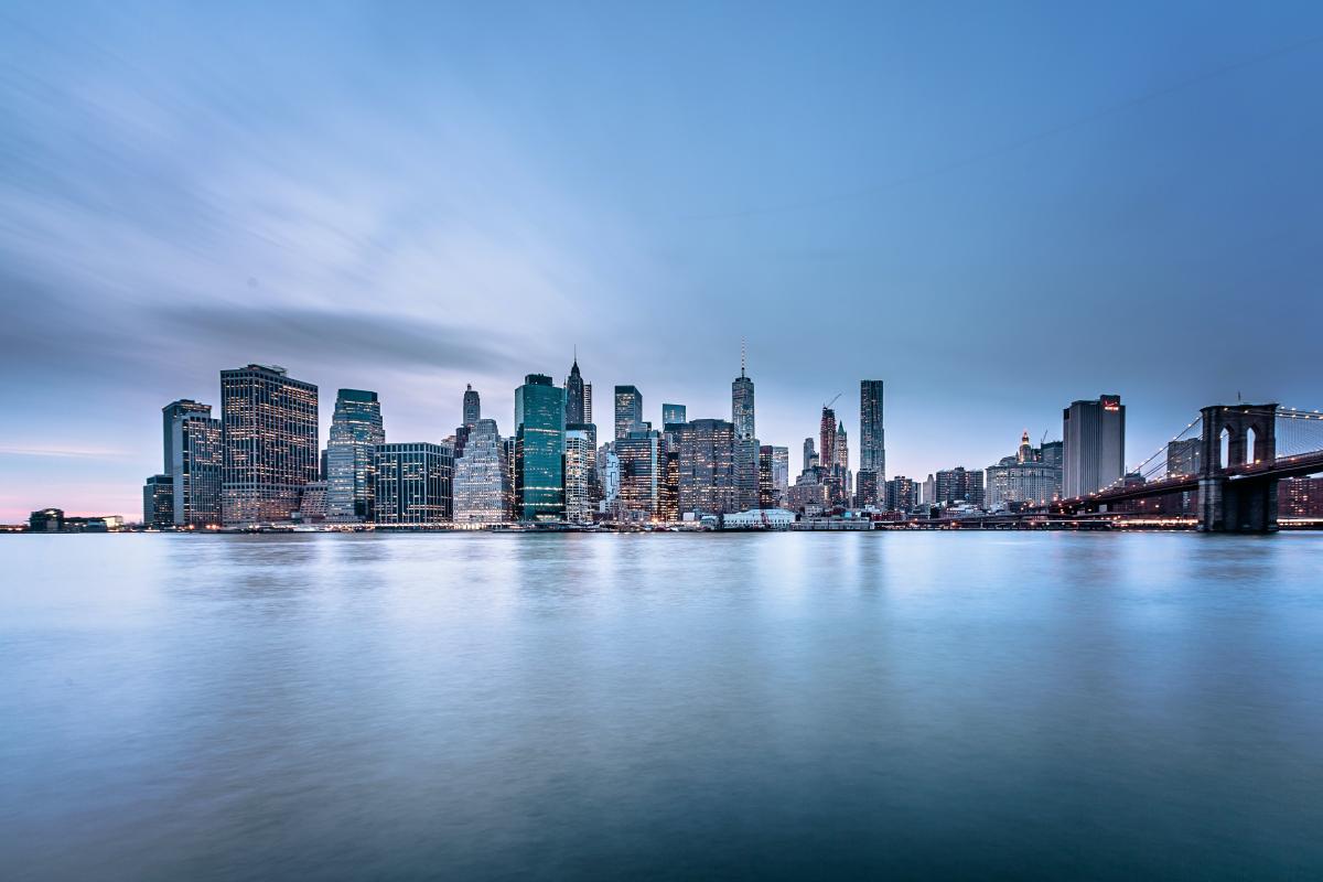 Manhattan (Mỹ) là hình mẫu lý tưởng về quy hoạch cho các đô thị trên thế giới. (Ảnh: Pexels)