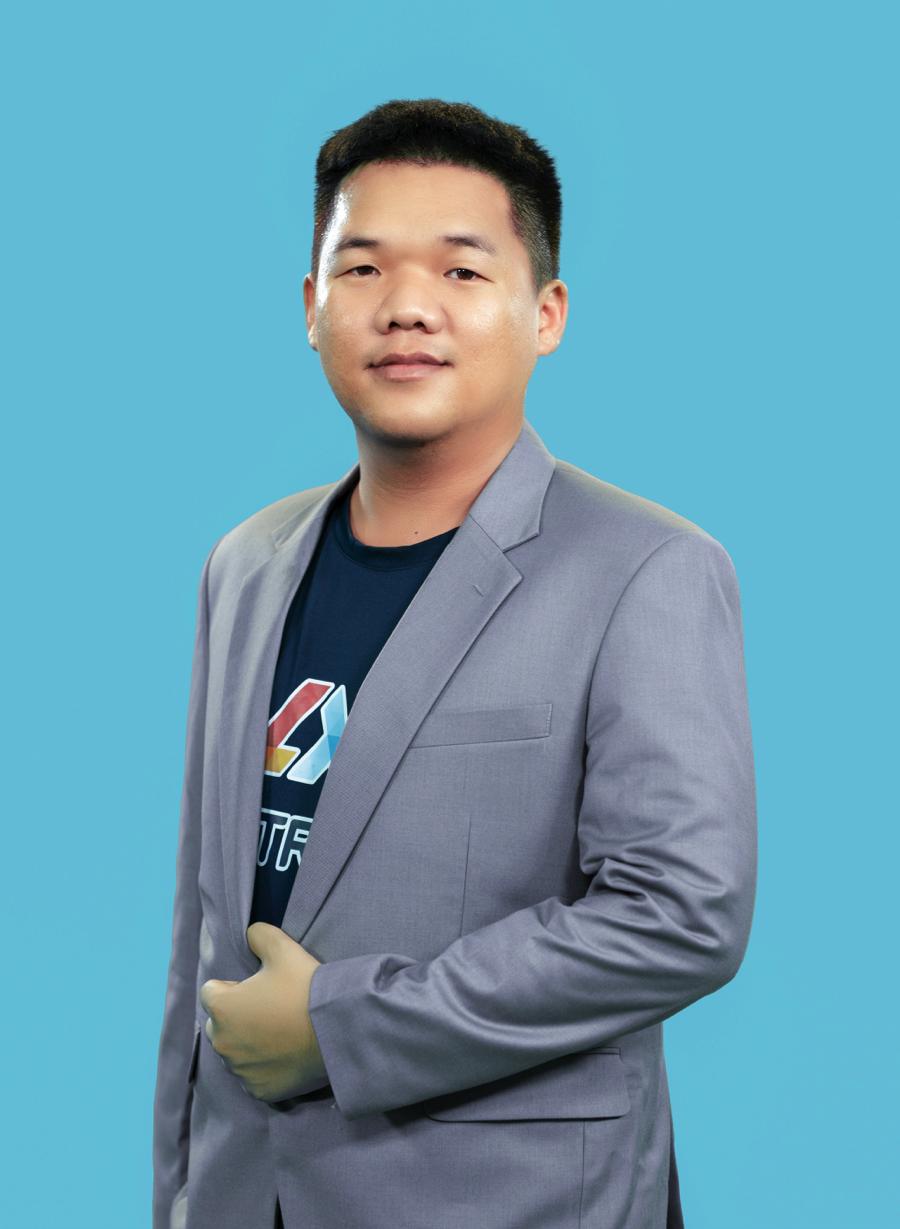 Ông Lê Phạm - CEO LiveTrade. Ảnh: LiveTrade.