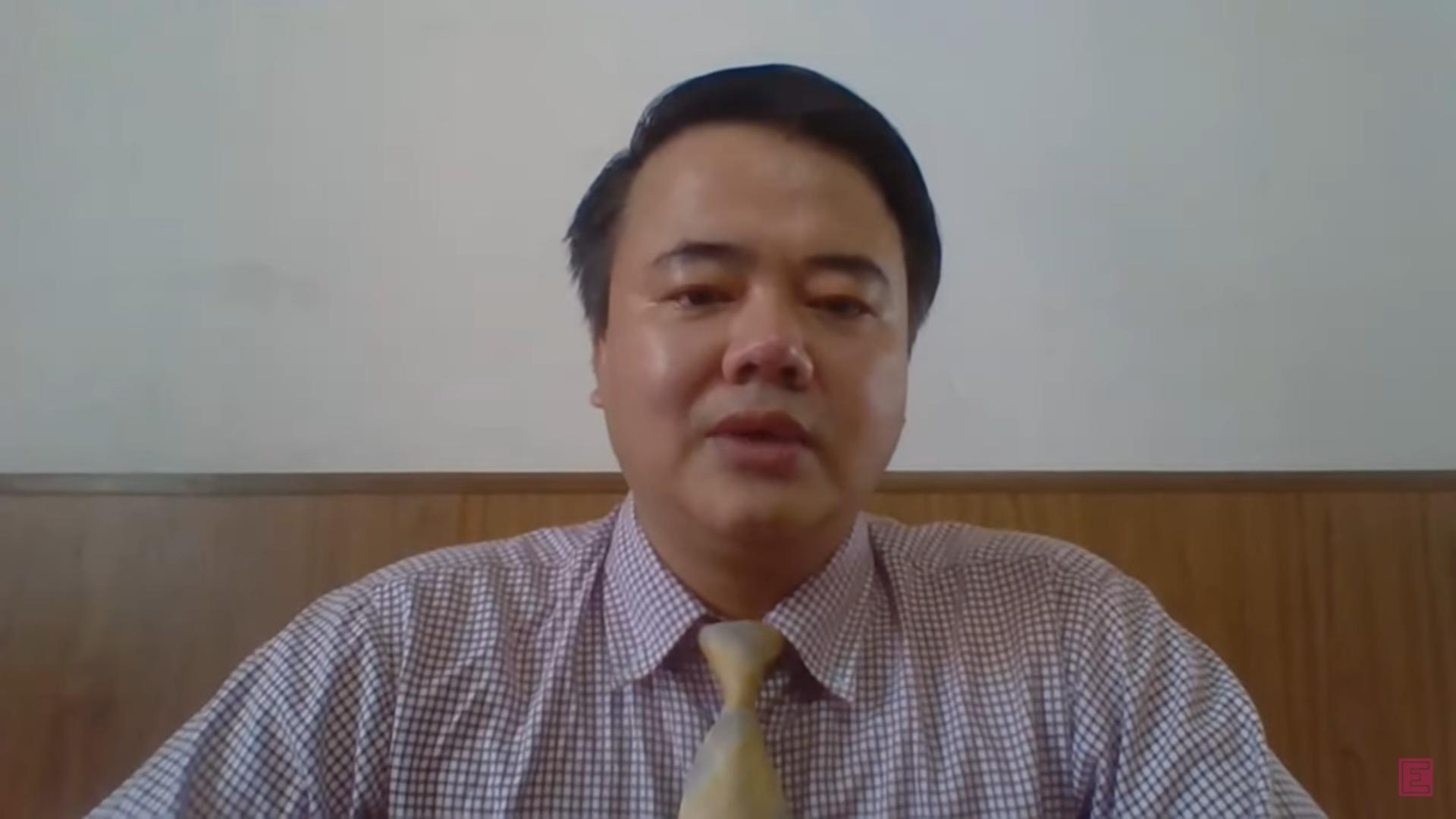 Ông Nguyễn Đăng Minh - Chủ tịch Hội đồng tư vấn Viện quản trị tinh gọn GKM.