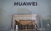 Doanh thu Huawei giảm kỷ lục