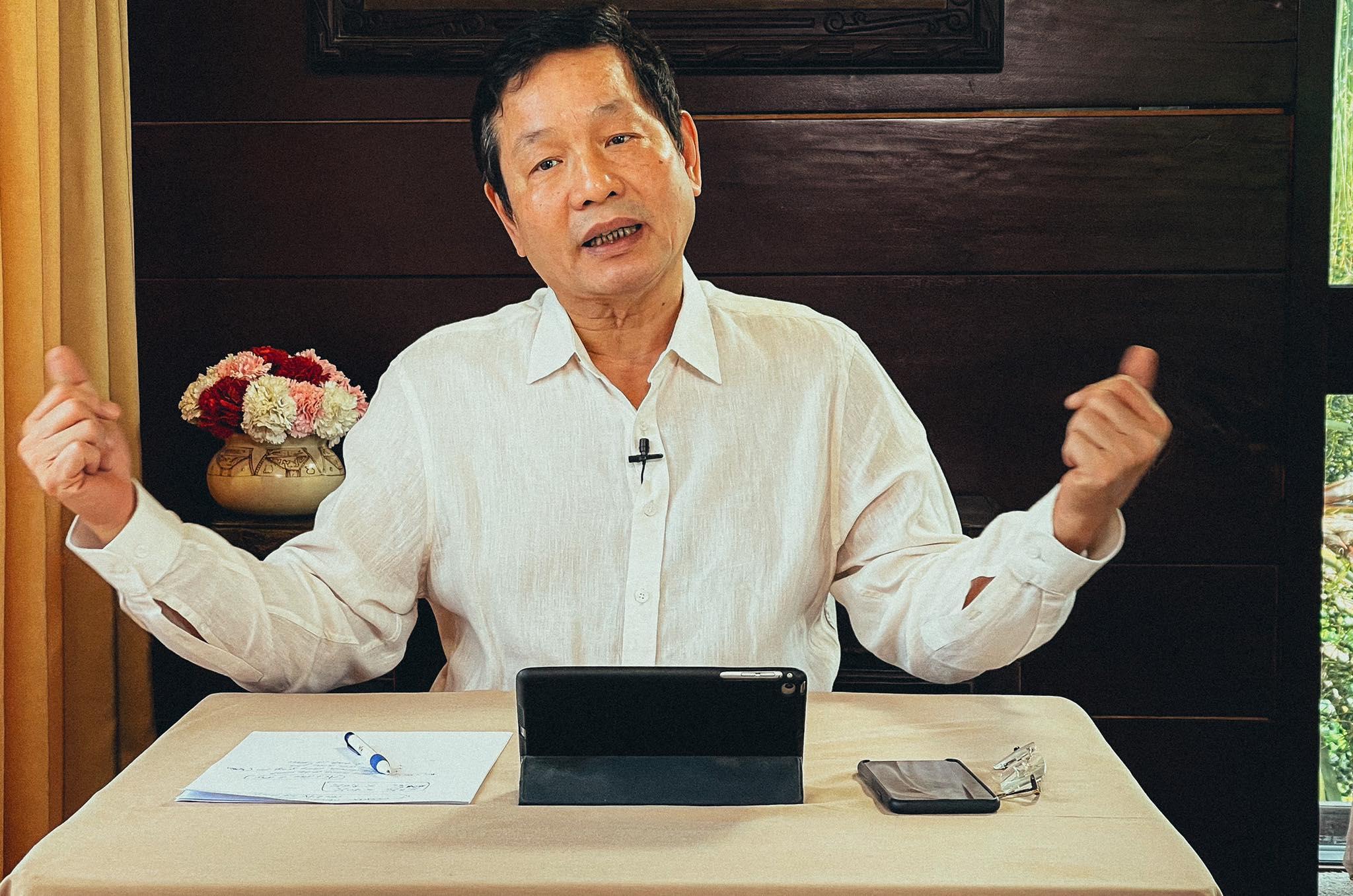 ông Trương Gia Bình - Chủ tịch HĐQT Tập đoàn FPT