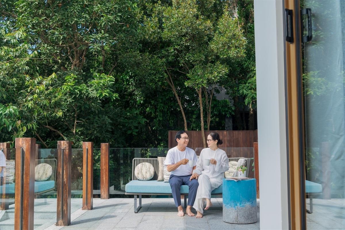 Nam Phú Quốc - điểm đến dẫn đầu xu hướng wellness living. Ảnh: Sun Group