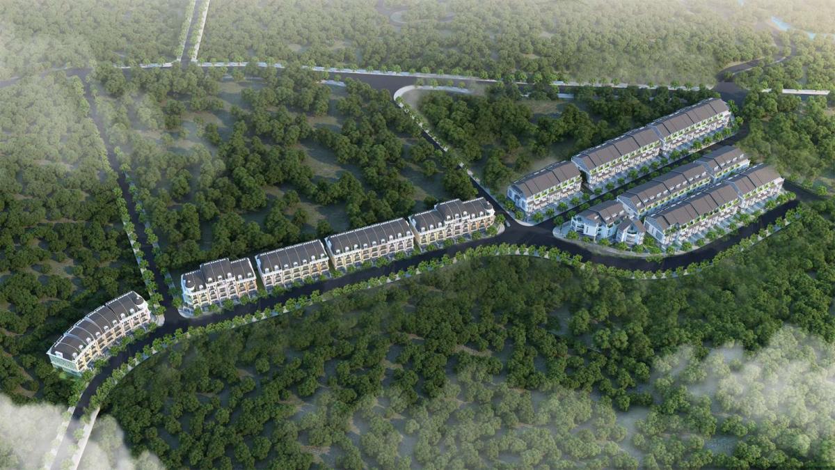 Những đô thị mới hiện đại như Eurowindow Green Park được kỳ vọng sẽ làm thay đổi bộ mặt đô thị Yên Bái.